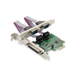 Conceptronic Scheda PCI Scheda parallela/seriale spc01g