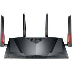 Asus Router Gaming Dsl-ac88u - router wireless - modem dsl - 802.11a/b/g/n/ac 90ig02w1-bm3g10