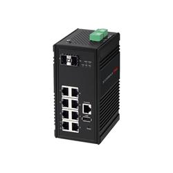 Edimax Switch Pro - switch - 8 porte - gestito igs-5208