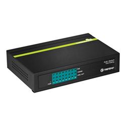 Trendnet Switch Tpe tg80g greennet poe+ switch - switch - 8 porte tpe-tg80g