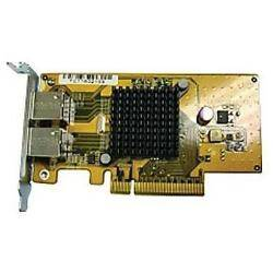 Qnap Adattatore di rete - 2 porte lan-1g2t-u