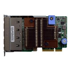 Lenovo Adattatore di rete Thinksystem - adattatore di rete - lan-on-motherboard (lom) 7zt7a00549