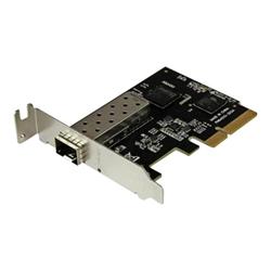 Startech Adattatore di rete .com scheda di rete ethernet pci express 10 gigabit a fibra ottica sfp+