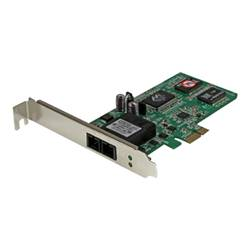 Startech Adattatore di rete .com scheda di rete ethernet pci express (pcie) fibra multimodale sc pe