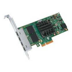 Fujitsu Adattatore di rete Plan cp intel i350-t4 - adattatore di rete - pcie 2.1 x4 s26361-f4610-l504