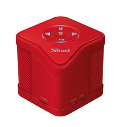 Trust Speaker Wireless Bluetooth Muzo Rosso