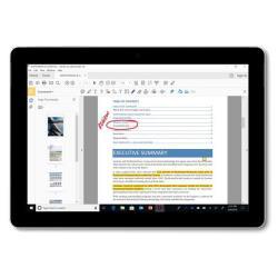 Microsoft Tablet Surface go - 10'' - pentium gold 4415y - 8 gb ram - 128 gb ssd jts-00004