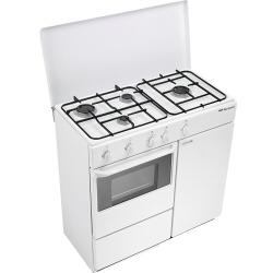 Bompani Cucina a gas BI 960 YA/L Forno a gas Piano cottura a gas 85 cm