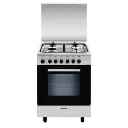 Glem Gas Cucina a gas A664MI6 Forno elettrico Piano cottura a gas 60 cm