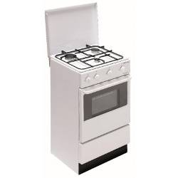 Bompani Cucina a gas BI910AA / N Forno a gas Piano cottura a gas 48 cm