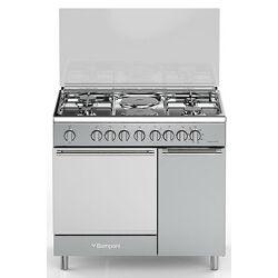 Bompani Cucina a gas BO943CD/L Forno elettrico Piano cottura a gas / elettrico 90 cm