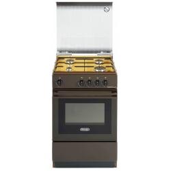 De Longhi Cucina a gas SGK 554 GB N Forno a gas Piano cottura a gas 50 cm