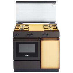 De Longhi Cucina a gas SGK 854 N Forno a gas Piano cottura a gas 86 cm