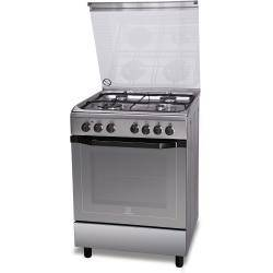 Indesit Cucina a gas i6tmh2af(x)/i