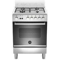 La Germania Cucina a gas FTR664EXV Forno elettrico Piano cottura a gas 60 cm