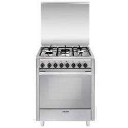 Glem Gas Cucina a gas U765MI6 Forno elettrico Piano cottura a gas 70 cm