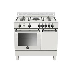 La Germania Cucina a gas AMN9P5GBV Forno a gas Piano cottura a gas 90 cm