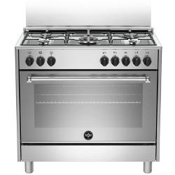 La Germania Cucina a gas AMN965EXV Forno elettrico Piano cottura a gas 90 cm