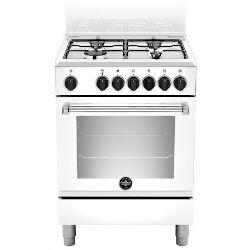 Bompani Cucina a gas BI510EC/N Forno a gas Piano cottura a gas 50 cm