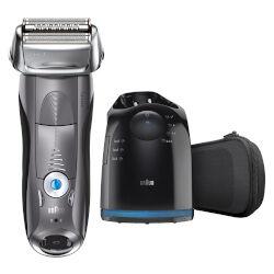 Braun Rasoio elettrico Series 7 7850cc Wet&Dry