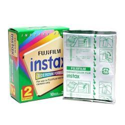 Fujifilm Instax wide - pellicola istantanea a colori - iso 800 - 10 - 2 cassette 16385995