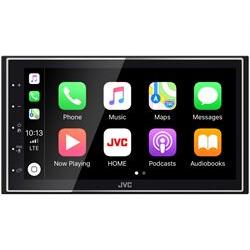JVC Autoradio Ricevitore digitale - schermo 6.8 pollici - unit� centrale fissa kw-m741bt