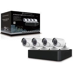 Conceptronic Kit videosorveglianza Dvr + videocamera/e c4chcctvkitd