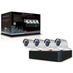 Conceptronic Telecamera per videosorveglianza Dvr + videocamera/e c8chcctvkitd1080