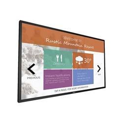Philips Monitor LFD Signage solutions 43bdl4051t 43'' classe (42.5'' visualizzabile) display led 43bd