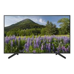 Sony TV LED 49XF7096 49 '' Ultra HD 4K Smart Flat HDR
