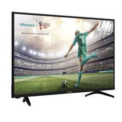 Hisense TV LED H43A6120 43 '' Ultra HD 4K Smart Flat HDR
