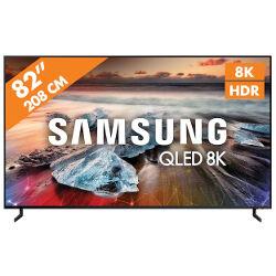 Samsung TV QLED QE82Q950RBT 82 '' 8K Smart Flat