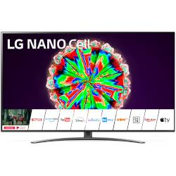LG TV LED 49NANO816NA 49 '' Ultra HD 4K Smart Flat HDR