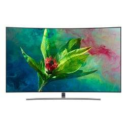Samsung TV QLED QE65Q8CNAT 65 '' 4K UHD (2160p) Smart Curvo