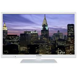 TELEFUNKEN TV LED TE 24472 S27 YXFW Full HD Bianco