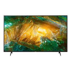 Sony TV LED KD85XH8096BAEP 85 '' Ultra HD 4K Smart HDR Flat