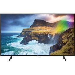 Samsung TV QLED QE75Q70RAT 75 '' 4K UHD (2160p) Smart HDR Flat