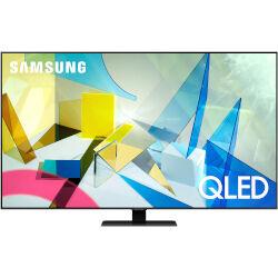 Samsung TV QLED QE55Q80TAT 55 '' 4K UHD (2160p) Smart HDR Flat