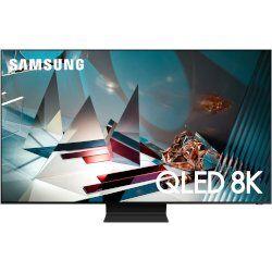 Samsung TV QLED QE75Q800TAT 75 '' 8K Smart HDR Flat