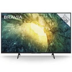 Sony TV LED KD43X7056 43 '' Ultra HD 4K Smart HDR Flat