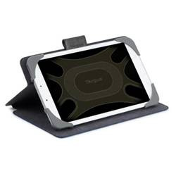 Targus Cover Safe fit rotating universal - flip cover per tablet thz643gl