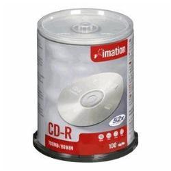 Imation CD Cd-r x 100 - 700 mb - supporti di memorizzazione i18648