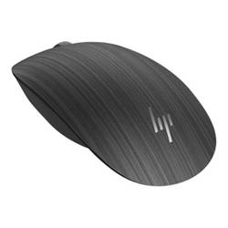 HP Mouse Spectre 500 - mouse - bluetooth 3.0 - legno cenere scura 1am57aa
