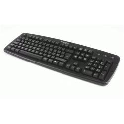 Kensington Tastiera Valukeyboard - tastiera - regno unito - nero 1500109itk