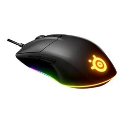 Steelseries Mouse Rival 3 - mouse - usb 62513