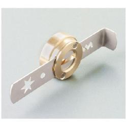 Kenwood Trafila A910/13 - accessorio trafila per biscotti - bronzo awat910014