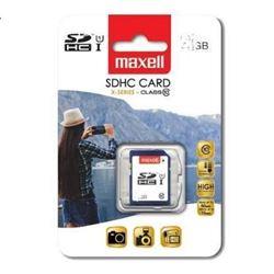 Maxell Secure Digital Scheda di memoria flash 854714