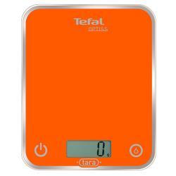 Tefal Bilancia da cucina Optiss Glass BC5001 Max 5 Kg Funzione Tara Arancione