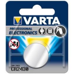 VARTA Pila Electronics batteria x cr2430 li 6430101401