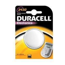 Duracell Pila Electronics 2450 - batteria x cr2430 - li 81324657